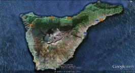 TENERIFE GEOCACHING GPS
